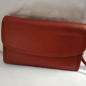 Vintage Coach Envelope Swing Wallet